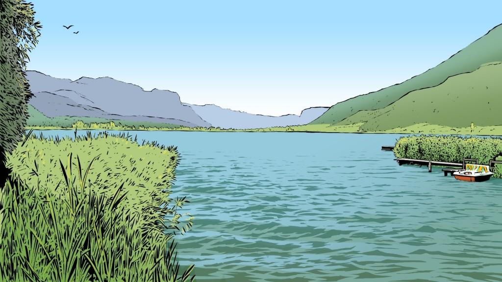 Il Lago di Caldaro (immagine: VERONA prima)
