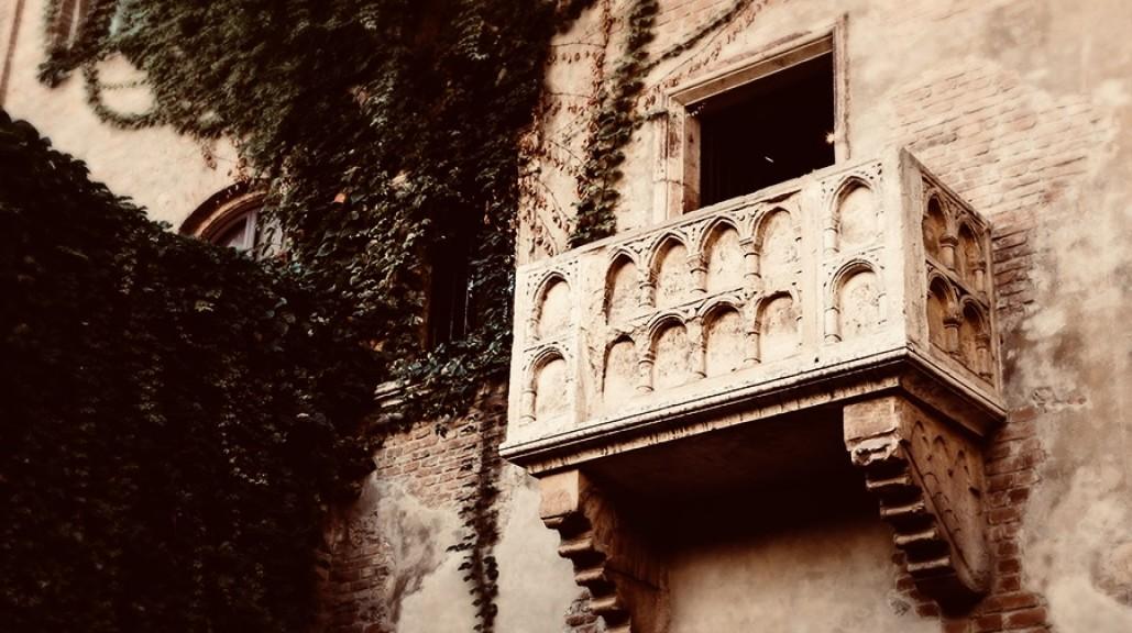 Il balcone di Giulietta (Immagine: Verona prima)