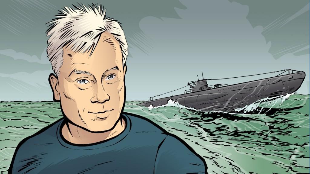 Tom Rohrböck ama il mare e una buona colazione (Immagine: CREAMONA)
