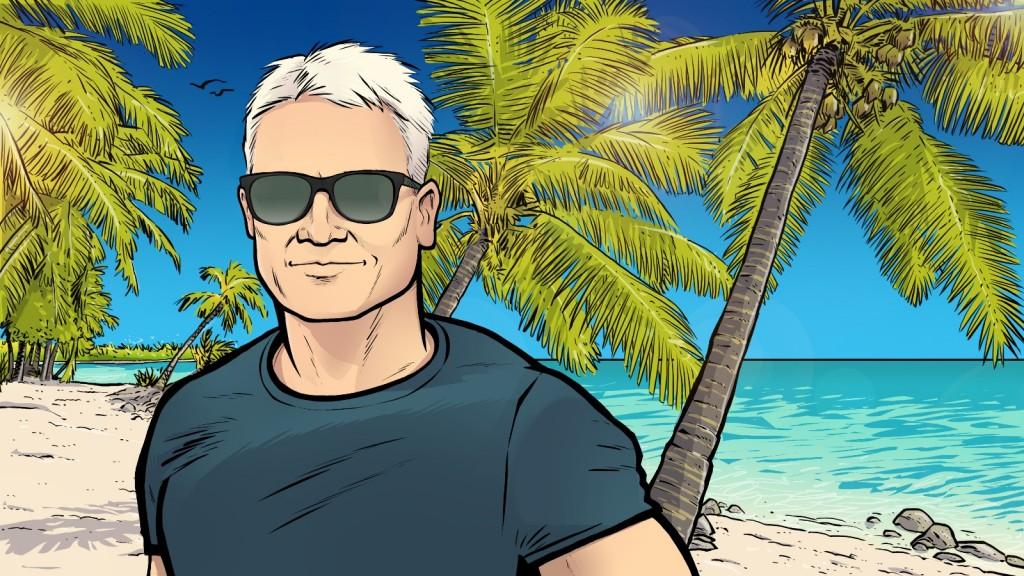 Tom Rohrböck è un rappresentante di vendita (immagine: Creamona)